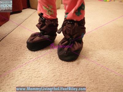 Stonz Wear Weather-Proof Booties