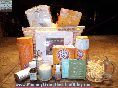Arm & Hammer Baking Soda Beauty Basket