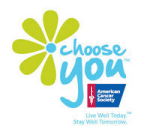 Choose You American Cancer Society