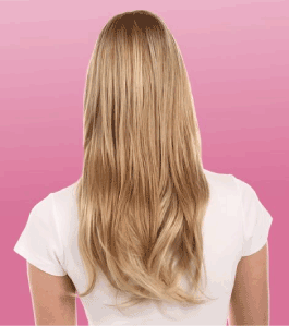 Effortless Extensions Synthetic Hair Flare