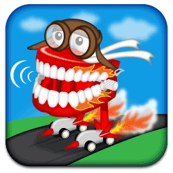 JoeShopping.com Motormouth Badge