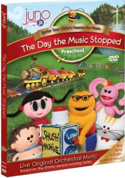 Juno Company Juno Baby DVD
