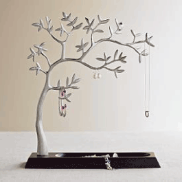RedEnvelope Sculpted Jewelry Tree