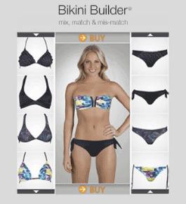 SwimSpot Bikini Builder