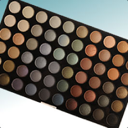 BH Cosmetics Third Edition 120-Color Eyeshadow Palette