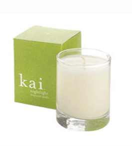 Kai Fragrance Nightlight Candle