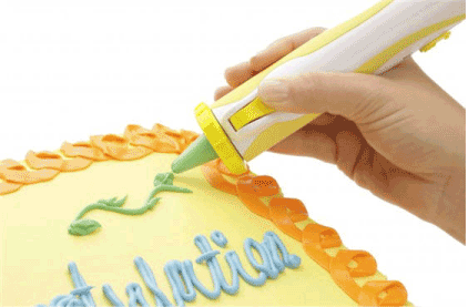 Kuhn Rikon Frosting Deco Pen