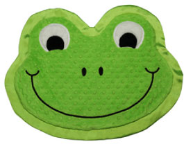 Happy Blankie Stomp the Happy Frog