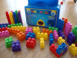Smarcks Talking Building Blocks