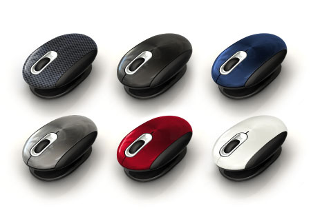 Smartfish Technologies Whirl Mini Laser Mouse