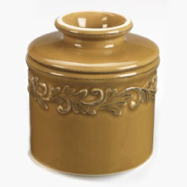 L. Tremain Antique Butter Bell Crock