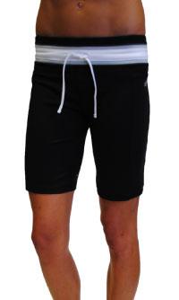 Alo Studio Contrast Waist Shorts