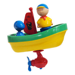 Caillou Bath Toy