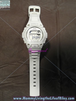 Casio Baby-G BLX100 G-LIDE Series Watch