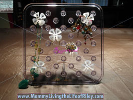 Onmii Square Board Jewelry Organizer
