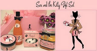 Sex and the Kitty by Honeycat Cosmetics