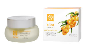 Sibu Beauty Sea Buckthorn Replenishing Night Cream