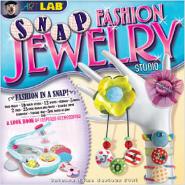 SmartLab Toys Snap Fashion Jewelry Studio