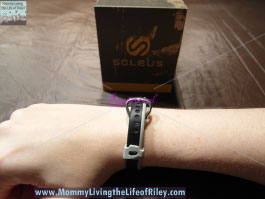 Soleus Chicked Running Watch