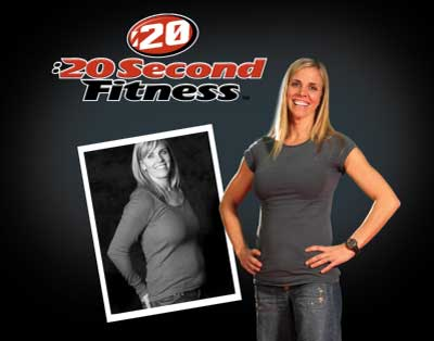 20 Second Fitness Workout Program Results