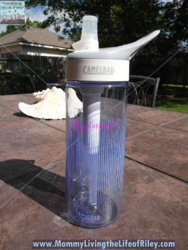 CamelBak Groove Reusable Filtered Water Bottle