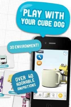 Cube Dog App