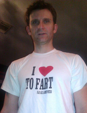 I Love to Fart