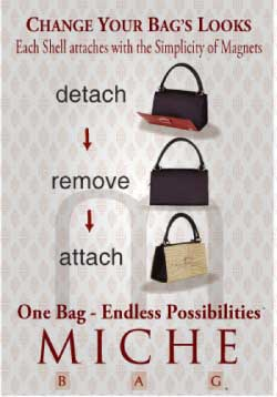 Miche Bag Instructions