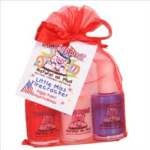 Piggy Paint Little Miss Firecracker Gift Set
