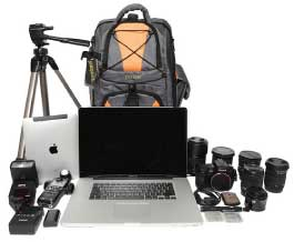 PBP1-O Portare Backpack Camera Gear Laptop Bag 837654782668
