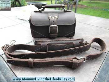 Saddleback Leather Co. Travel Case Small in Chestnut