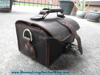 Saddleback Leather Co. Travel Case Small in Chestnut