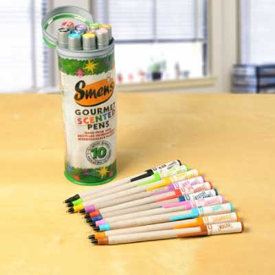 Educational Insights Smens Gourmet Scented Pens