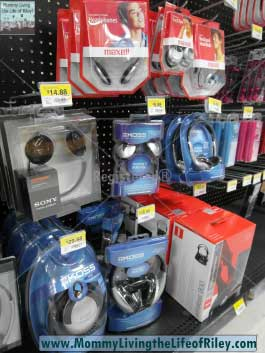Walmart Headphones and Earbuds