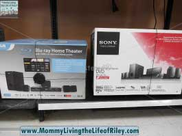 Walmart Blu-Ray and DVD Systems