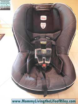Britax Marathon 70 Car Seat in Onyx