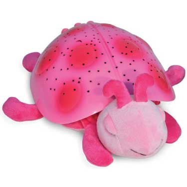 Cloud-b Twilight Ladybug in Pink