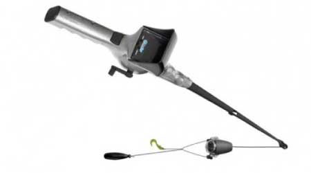 FishEyes Rod & Reel with Underwater Video Camera