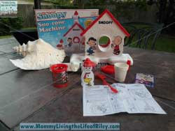 Fundex Games Snoopy Sno-Cone Machine