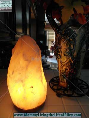 Himalyan Salt Shop Natural Shape Salt Lamp