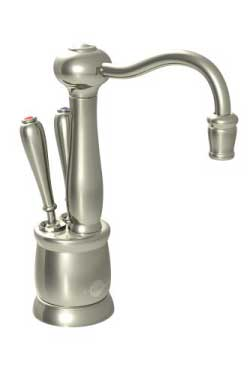 InSinkErator Instant Hot Water Dispenser - Indulge Antique in Polished Nickel