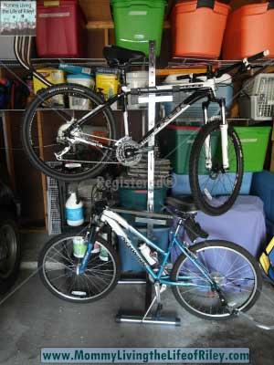 Problem Solvers Bike Rack