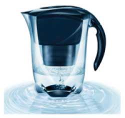 Mavea Elemaris Kompakt Water Filtration Pitcher