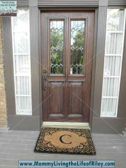 "Mohawk Home 23"" x 35"" Scroll Corner Ultra Thick Doormat"