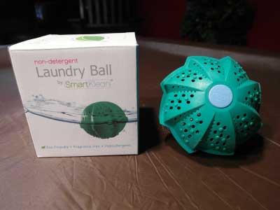 SmartKlean Laundry Ball