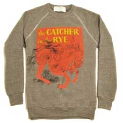 Out of Print Clothing - The Catcher in the Rye Fleece
