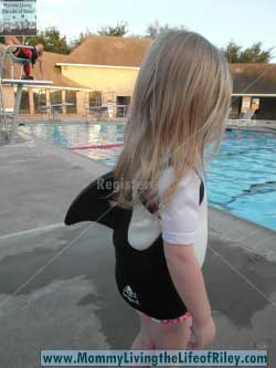 Opa Cove Sea Squirts Killa Whale Swim Assist Vest