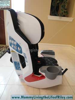 Safety 1st S1 Rumi Air Harnessed Booster Car Seat