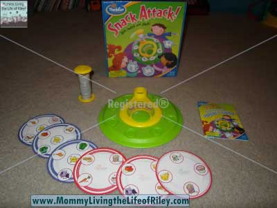 ThinkFun Snack Attack Game