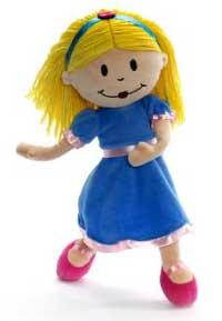 StinkyKid Jen Plush Doll